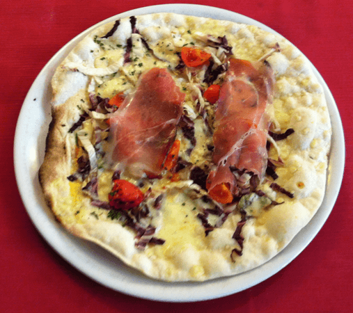 Pizza Ponte Vittorio